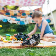Comment mettre en place une structure gonflable dans le jardin ?
